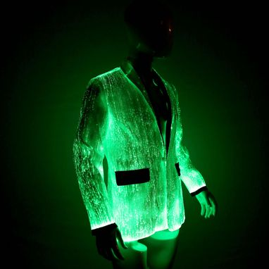 Custom Made Light Up Jacket