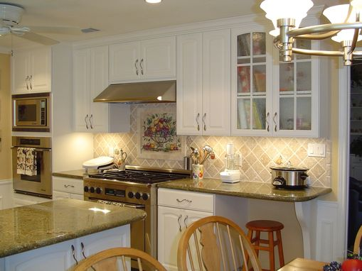 Custom Made Kitchen Remodel - Coppell, Texas