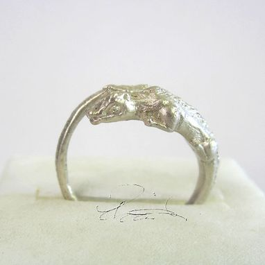 Custom Made The Water Dragon Ring