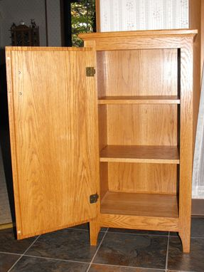 Custom Made Stickley Inspired Cabinet