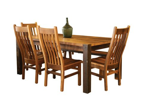 Custom Made Timber Ridge Dining Collection