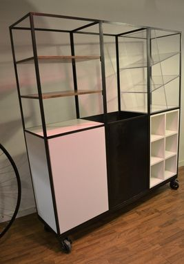 Custom Made Custom Storage Shelving