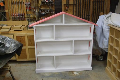 Custom Made Childs Bookcase/Doll House