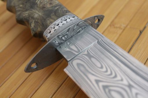 Custom Made Bowie Knife