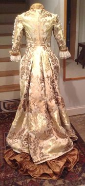Custom Made Lama's Evening Dress