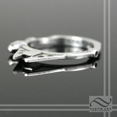 Custom Made Bucket O'L Bolts Stacking Ring