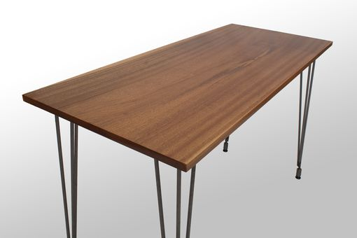 Custom Made The Heller Desk: Cherry, Sapele, Walnut Or Reclaimed White Pine