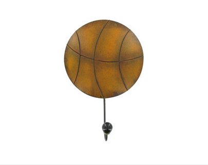 Custom Made Metal Basketball Hook