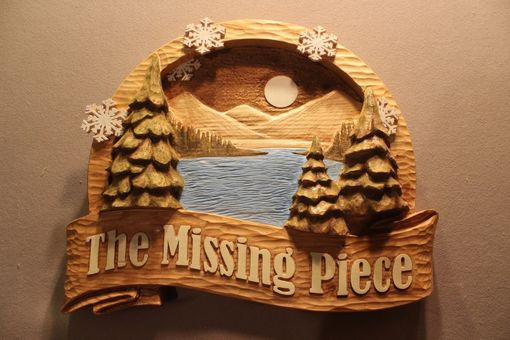 Custom Made Cabin Signs | Home Signs | Cottage Signs | Custom Carved Wooden Signs