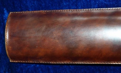 Custom Made Chas Ⅳ- Leather Poolstick Case