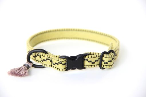 Custom Made Embroidered Felt Cat Collars