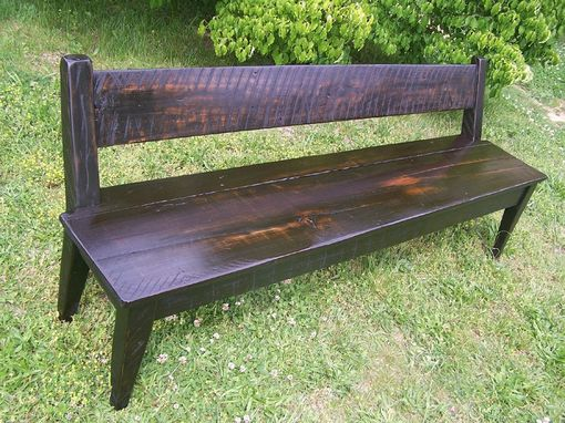Stupendous Antique Reclaimed Tulip Tree Farm Bench Camellatalisay Diy Chair Ideas Camellatalisaycom
