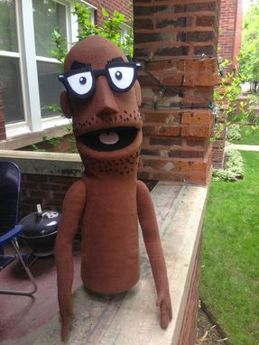 Custom Made Personal Puppet