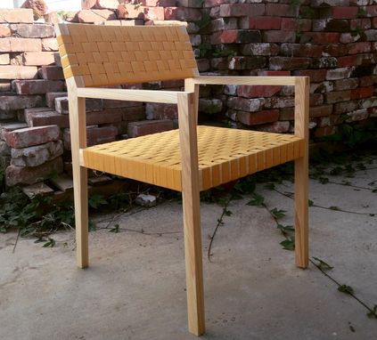 Custom Made The Modern Shaker Armchair