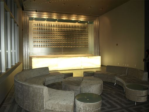 Custom Made Lounge/Bar Area