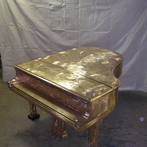 Custom A Piano Roll Cabinet To Keep Our Piano Rolls In For Our ...