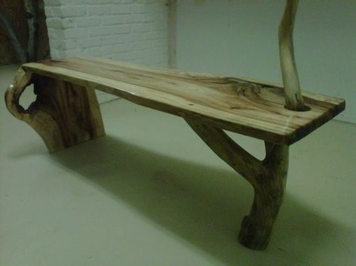 Custom Made Asymmetrical Bench