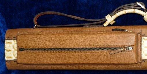 Custom Made Tl34bnyg Leather Poolstick Case