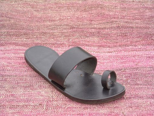 Custom Made Open Heel Sandal