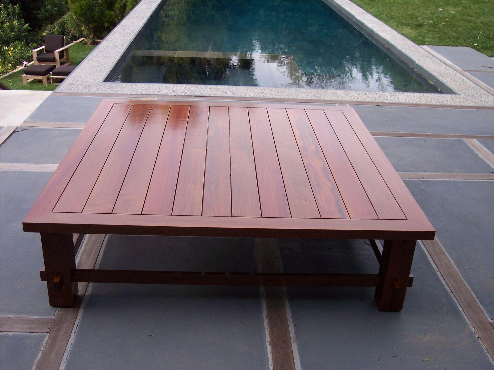 Handmade Outdoor Coffee Table By Mc Keown Design Custommade Com