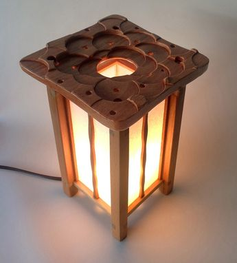 Custom Made Japanese-Style Accent Lanterns