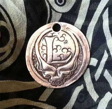Custom Made Silver Medallion .999 Silver