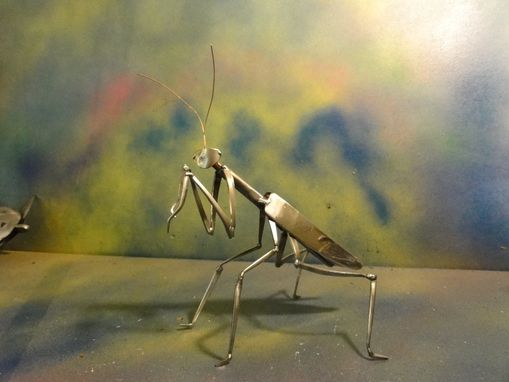 Custom Made Praying Mantis