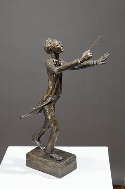 Custom Made Bronze, Figure,  Male