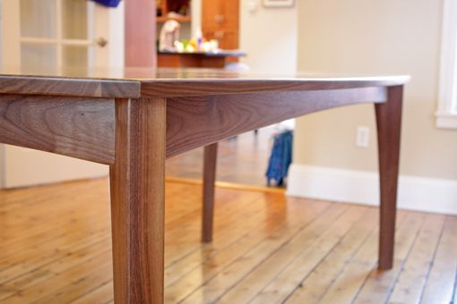 "Custom Made The ""Arcs"" Dining Table"