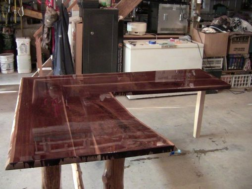 Custom Made Custom Wood Dining Table