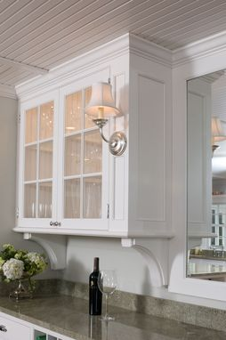 Custom Made White Cape Kitchen