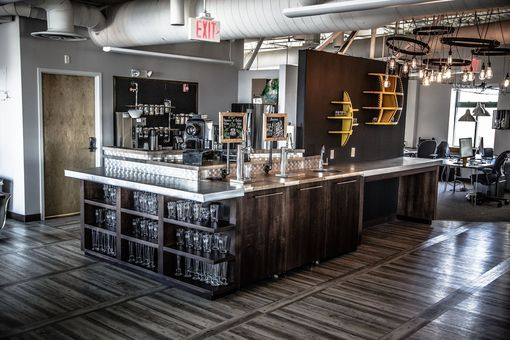 Custom Made Beer And Wine Bars