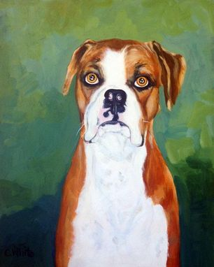 Custom Made Custom Pet Portraits And Drawings
