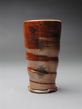 Custom Made Clay Cup Wood Fired