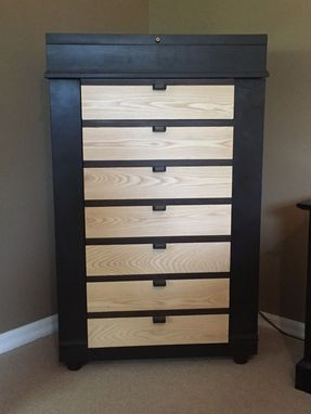 Custom Made Jewelry Armoire
