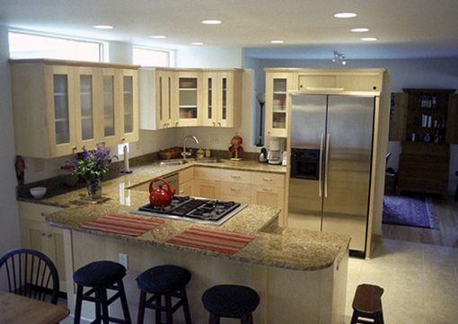 Custom Made Custom Maple Kitchen