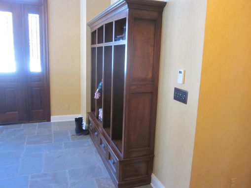 Custom Made Entry Hall Built In