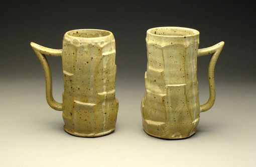 Custom Made Ceramic Beer Steins
