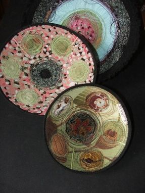 Custom Made Nellibowls: Repurposed-Fabric Bowls