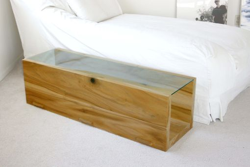 Custom Made River Table