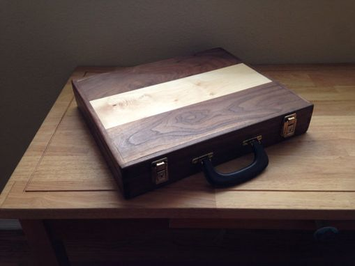 Custom Made Wayfarer Briefcase