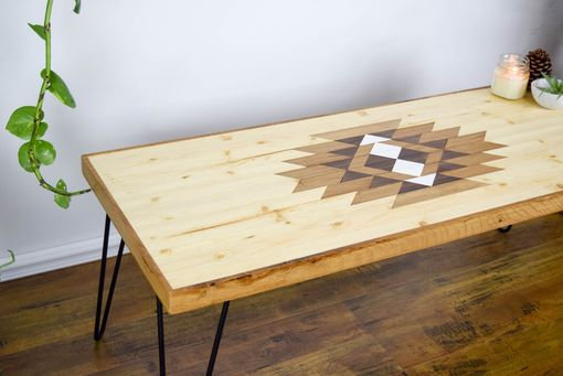 Custom Made Abequa Coffee Table