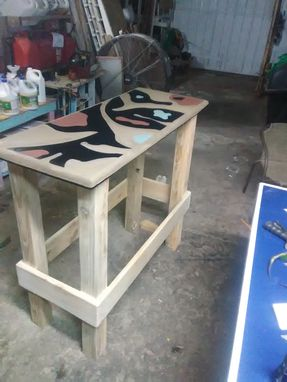 Custom Made Themed Table