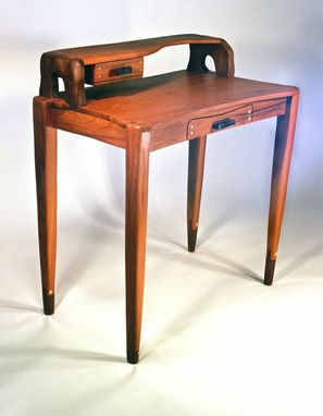 Custom Made Teak Writing Desk