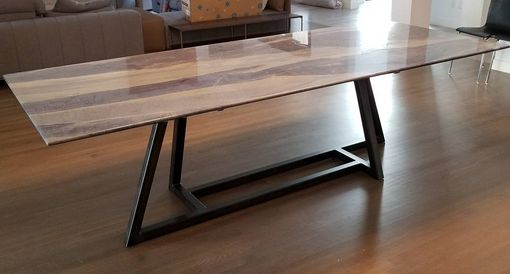Custom Made Metal Table Base (Jagger)