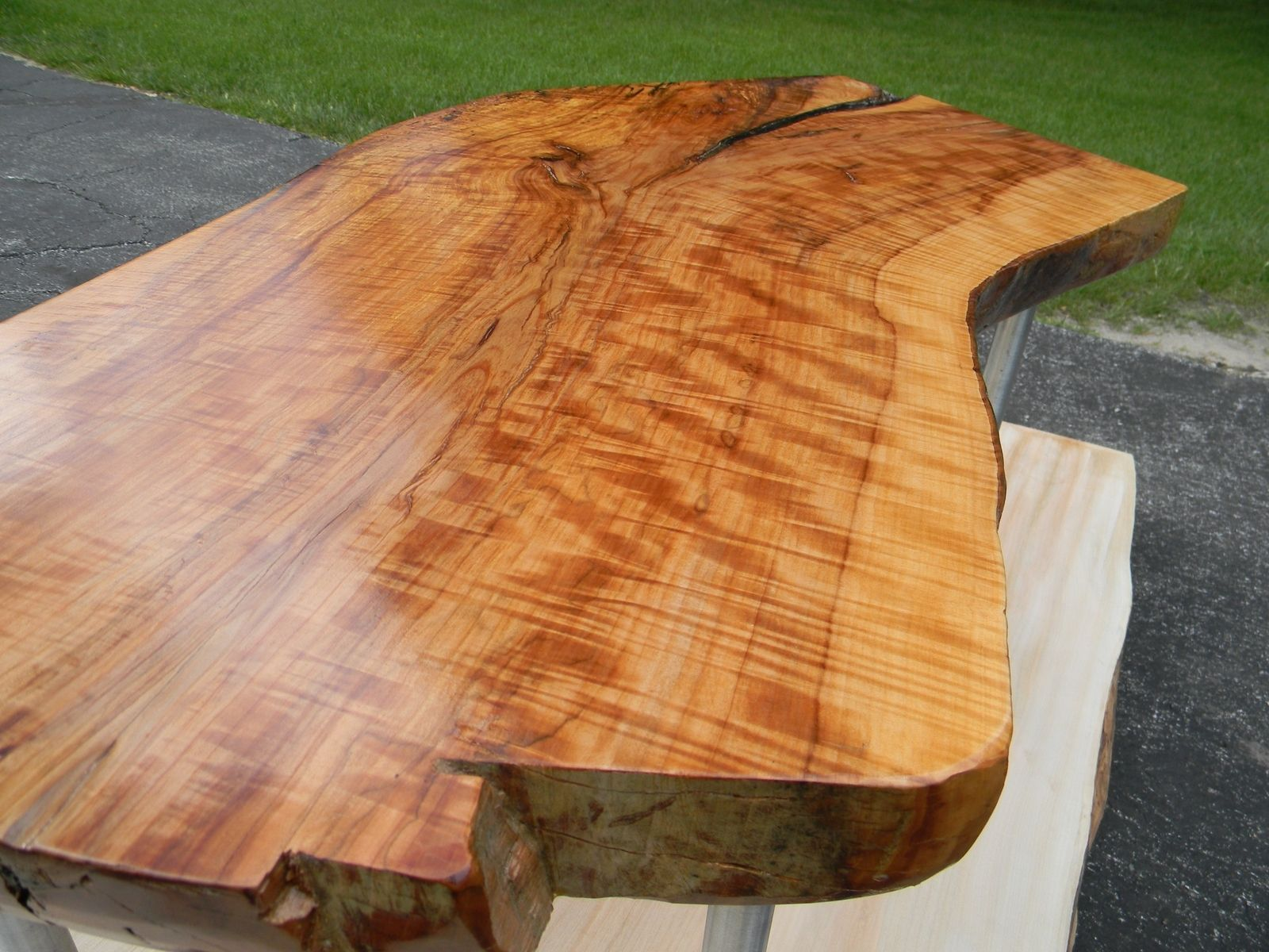 Buy Hand Made Crab Apple Coffee Table For Small Spaces made to