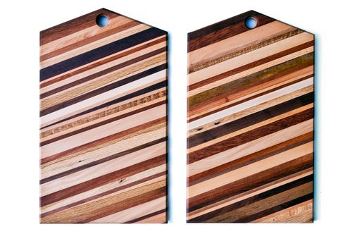 Custom Made Bolt Cutting Boards