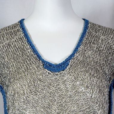 Custom Made Custom Uturn Knit Blouse