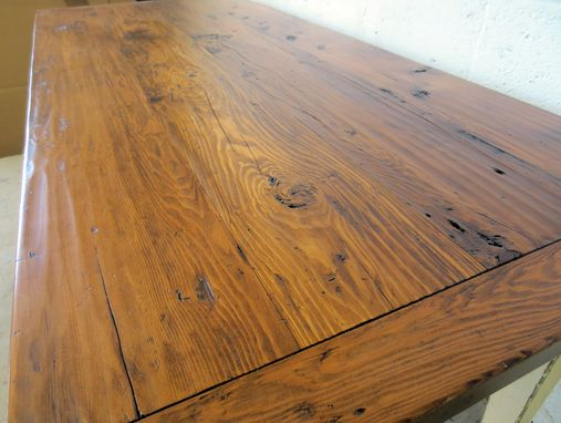Custom Made Reclaimed Wood Desk