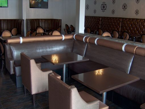 Custom Made Hookah Lounge And Restaurant